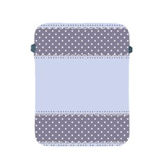 Blue Modern Apple Ipad 2/3/4 Protective Soft Cases by Nexatart