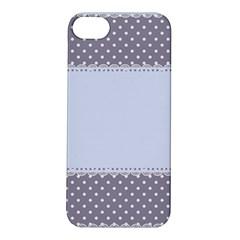 Blue Modern Apple Iphone 5s/ Se Hardshell Case