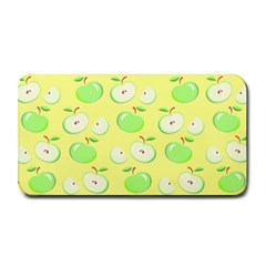 Apples Apple Pattern Vector Green Medium Bar Mats