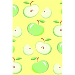 Apples Apple Pattern Vector Green 5 5  X 8 5  Notebooks by Nexatart