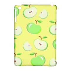 Apples Apple Pattern Vector Green Apple Ipad Mini Hardshell Case (compatible With Smart Cover) by Nexatart