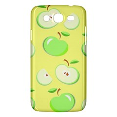 Apples Apple Pattern Vector Green Samsung Galaxy Mega 5 8 I9152 Hardshell Case  by Nexatart