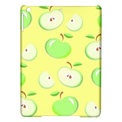 Apples Apple Pattern Vector Green Ipad Air Hardshell Cases by Nexatart
