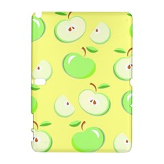 Apples Apple Pattern Vector Green Galaxy Note 1