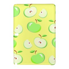 Apples Apple Pattern Vector Green Samsung Galaxy Tab Pro 10 1 Hardshell Case