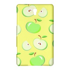Apples Apple Pattern Vector Green Samsung Galaxy Tab S (8 4 ) Hardshell Case