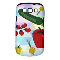 Vegetables Cucumber Tomato Samsung Galaxy S Iii Classic Hardshell Case (pc+silicone)