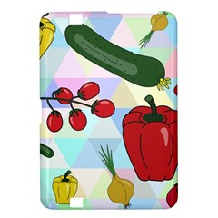 Vegetables Cucumber Tomato Kindle Fire Hd 8 9  by Nexatart