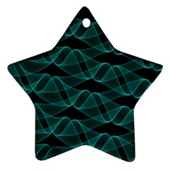 Pattern Vector Design Ornament (star)