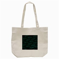 Pattern Vector Design Tote Bag (cream)