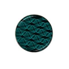 Pattern Vector Design Hat Clip Ball Marker (10 Pack)