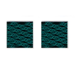 Pattern Vector Design Cufflinks (square)