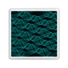 Pattern Vector Design Memory Card Reader (square)