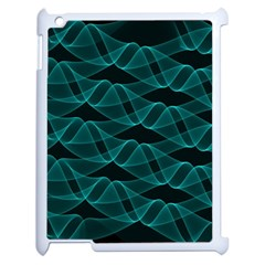 Pattern Vector Design Apple Ipad 2 Case (white) by Nexatart