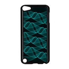 Pattern Vector Design Apple Ipod Touch 5 Case (black)