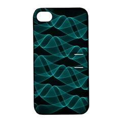 Pattern Vector Design Apple Iphone 4/4s Hardshell Case With Stand by Nexatart