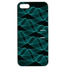 Pattern Vector Design Apple Iphone 5 Hardshell Case With Stand