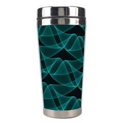 Pattern Vector Design Stainless Steel Travel Tumblers by Nexatart