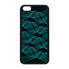 Pattern Vector Design Apple Iphone 5c Seamless Case (black)
