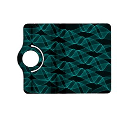 Pattern Vector Design Kindle Fire Hd (2013) Flip 360 Case