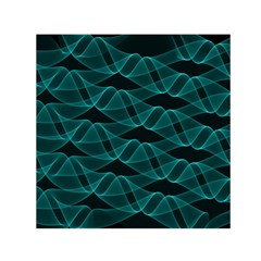 Pattern Vector Design Small Satin Scarf (square)