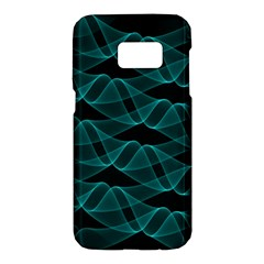 Pattern Vector Design Samsung Galaxy S7 Hardshell Case