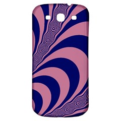 Fractals Vector Background Samsung Galaxy S3 S Iii Classic Hardshell Back Case by Nexatart