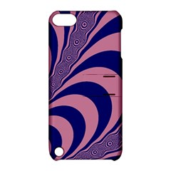 Fractals Vector Background Apple Ipod Touch 5 Hardshell Case With Stand