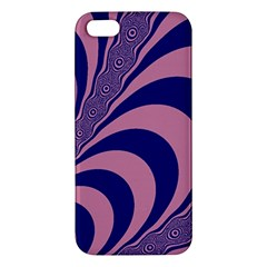 Fractals Vector Background Iphone 5s/ Se Premium Hardshell Case by Nexatart