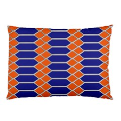 Pattern Design Modern Backdrop Pillow Case by Nexatart