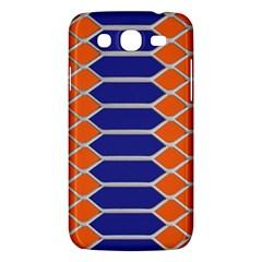 Pattern Design Modern Backdrop Samsung Galaxy Mega 5 8 I9152 Hardshell Case  by Nexatart