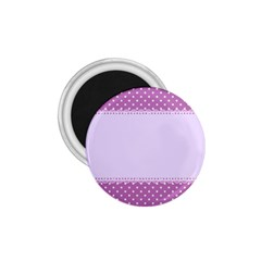 Purple Modern 1 75  Magnets by Nexatart