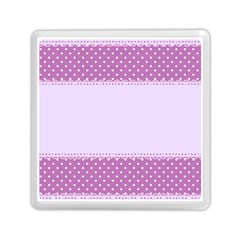 Purple Modern Memory Card Reader (square)  by Nexatart