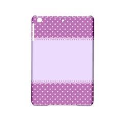 Purple Modern Ipad Mini 2 Hardshell Cases by Nexatart