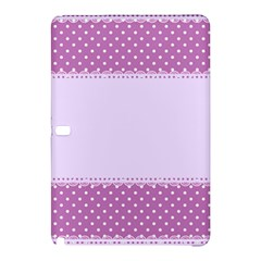 Purple Modern Samsung Galaxy Tab Pro 10 1 Hardshell Case