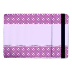 Purple Modern Samsung Galaxy Tab Pro 10 1  Flip Case