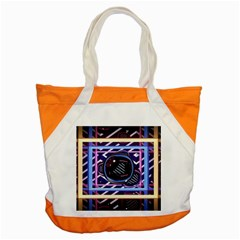 Abstract Sphere Room 3d Design Accent Tote Bag by Nexatart