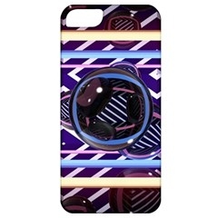 Abstract Sphere Room 3d Design Apple Iphone 5 Classic Hardshell Case
