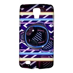 Abstract Sphere Room 3d Design Galaxy S4 Active by Nexatart