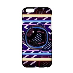 Abstract Sphere Room 3d Design Apple Iphone 6/6s Hardshell Case