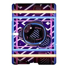 Abstract Sphere Room 3d Design Samsung Galaxy Tab S (10 5 ) Hardshell Case  by Nexatart