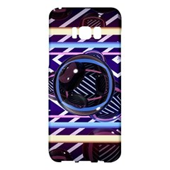 Abstract Sphere Room 3d Design Samsung Galaxy S8 Plus Hardshell Case