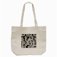 Mandala Calming Coloring Page Tote Bag (cream)