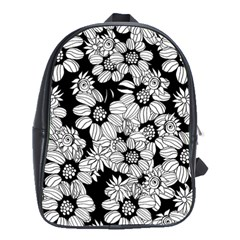 Mandala Calming Coloring Page School Bags(large)