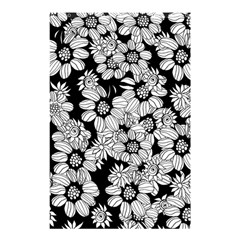 Mandala Calming Coloring Page Shower Curtain 48  X 72  (small)  by Nexatart