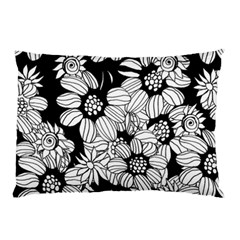 Mandala Calming Coloring Page Pillow Case (two Sides)