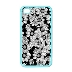 Mandala Calming Coloring Page Apple Iphone 4 Case (color) by Nexatart