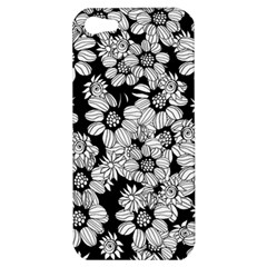 Mandala Calming Coloring Page Apple Iphone 5 Hardshell Case by Nexatart