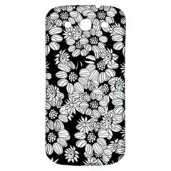 Mandala Calming Coloring Page Samsung Galaxy S3 S Iii Classic Hardshell Back Case by Nexatart