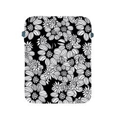 Mandala Calming Coloring Page Apple Ipad 2/3/4 Protective Soft Cases